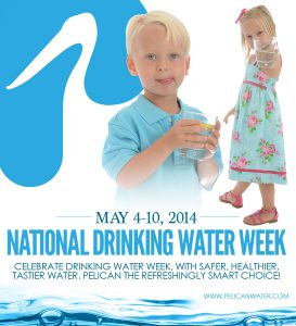 National Drinking Water Week Poster